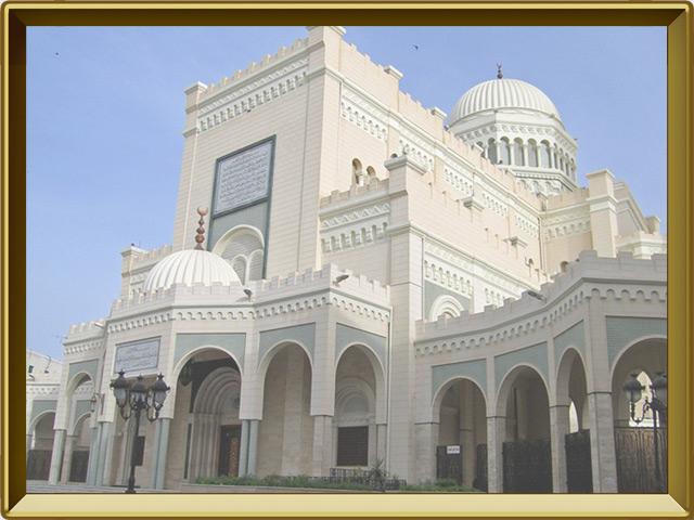 Алжир — страна, фото в рамке №3