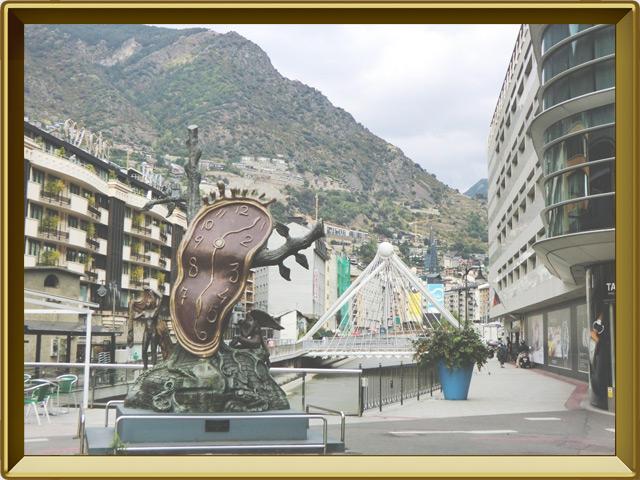 Андорра — страна, фото в рамке №3