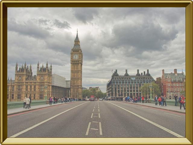 Англия — страна, фото в рамке №3