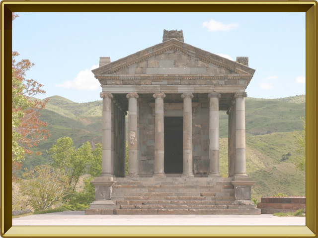 Армения — страна, фото в рамке №2