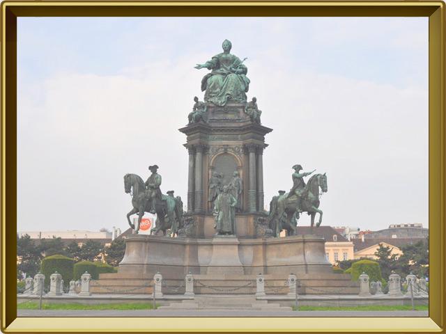 Австрия — страна, фото в рамке №3