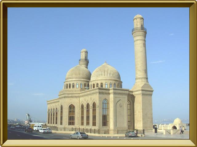 Азербайджан — страна, фото в рамке №2