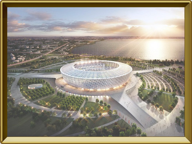 Азербайджан — страна, фото в рамке №3