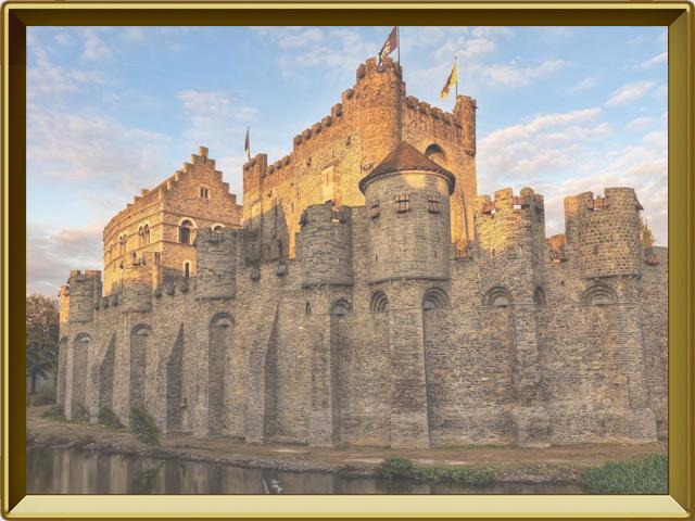 Бельгия — страна, фото в рамке №2
