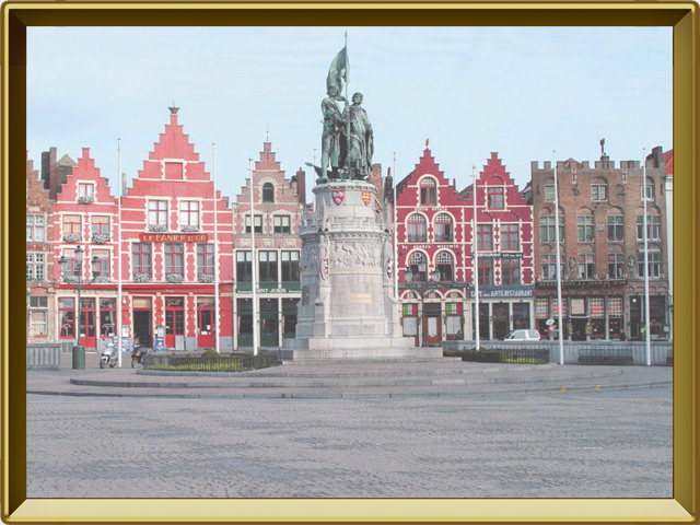Бельгия — страна, фото в рамке №3