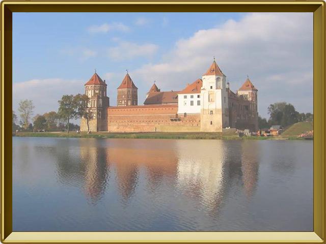 Белоруссия — страна, фото в рамке №2