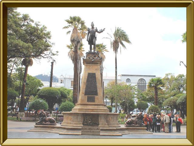Боливия — страна, фото в рамке №2
