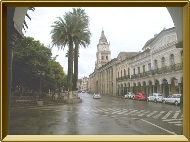 Боливия — страна, фото в рамке №3