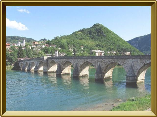Босния (Босния и Герцеговина) — страна, фото в рамке №3