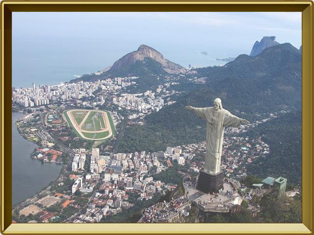 Бразилия — страна, фото в рамке №3