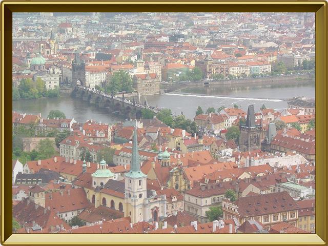Чехия — страна, фото в рамке №3