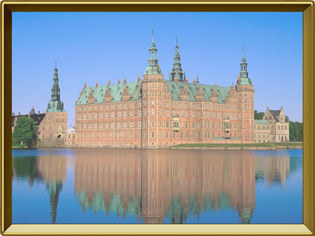 Дания — страна, фото в рамке №2