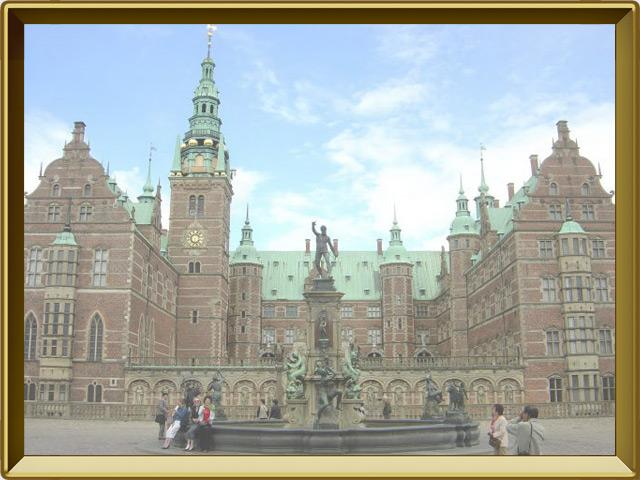 Дания — страна, фото в рамке №3