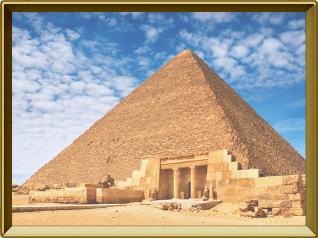 Египет — страна, фото в рамке №2