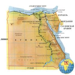 Египет — страна, картинка цветная