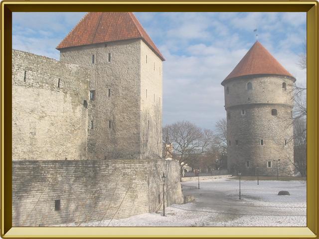 Эстония — страна, фото в рамке №2