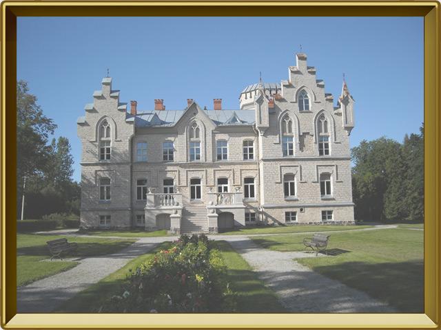 Эстония — страна, фото в рамке №3