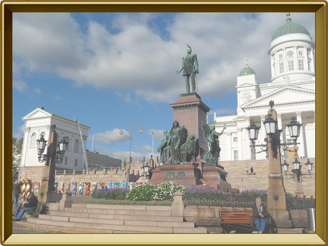 Финляндия — страна, фото в рамке №3