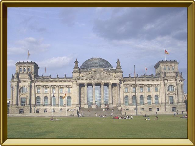 Германия — страна, фото в рамке №2
