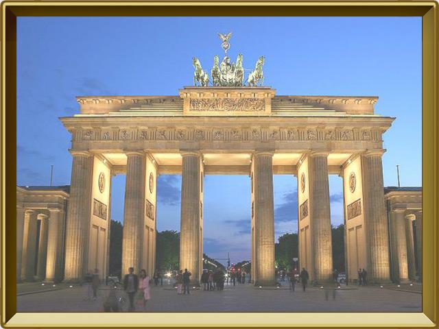 Германия — страна, фото в рамке №3