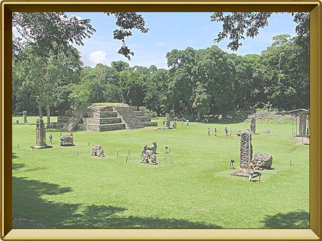 Гондурас — страна, фото в рамке №2