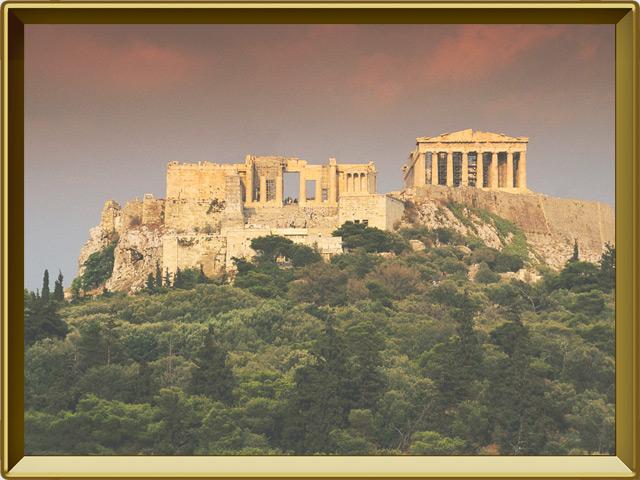 Греция — страна, фото в рамке №2