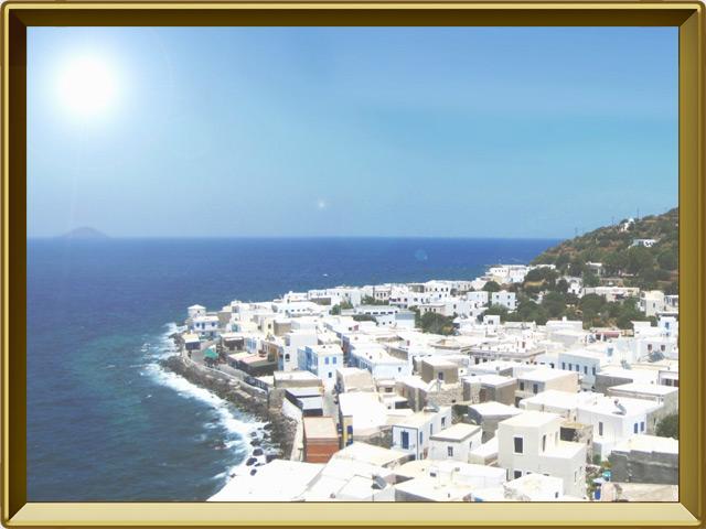 Греция — страна, фото в рамке №3