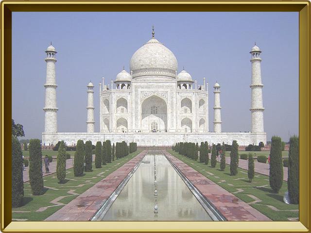 Индия — страна, фото в рамке №3