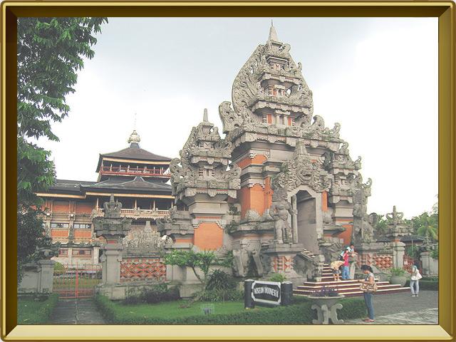 Индонезия — страна, фото в рамке №3
