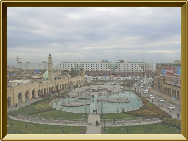 Ирак — страна, фото в рамке №3