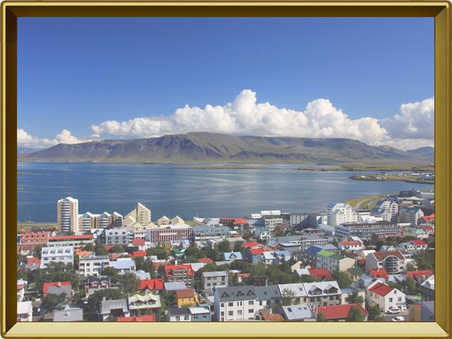 Исландия — страна, фото в рамке №2