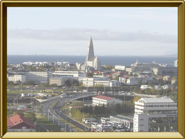 Исландия — страна, фото в рамке №3