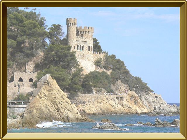 Испания — страна, фото в рамке №2