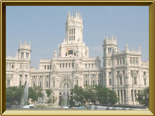 Испания — страна, фото в рамке №3