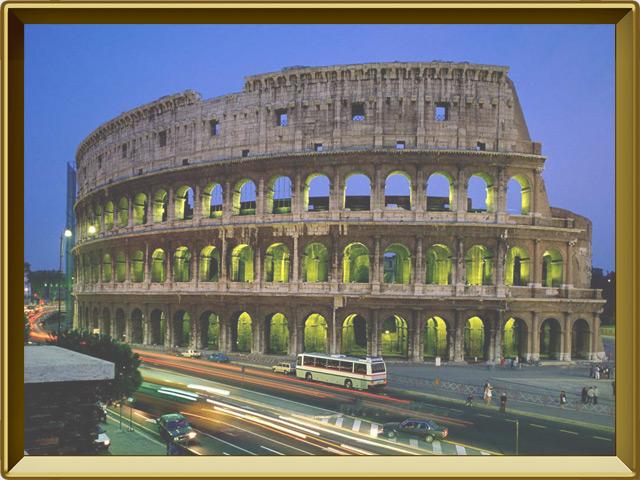 Италия — страна, фото в рамке №2