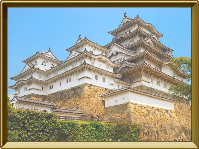 Япония — страна, фото в рамке №2