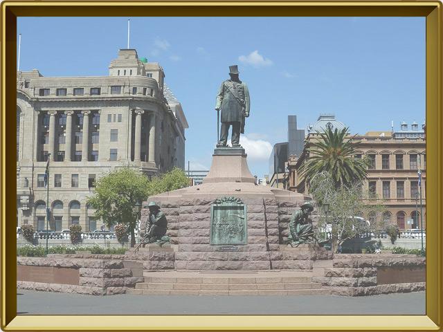 ЮАР — страна, фото в рамке №2