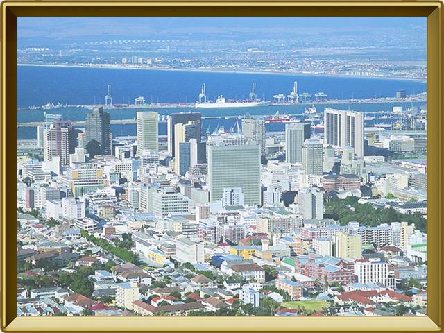 ЮАР — страна, фото в рамке №3