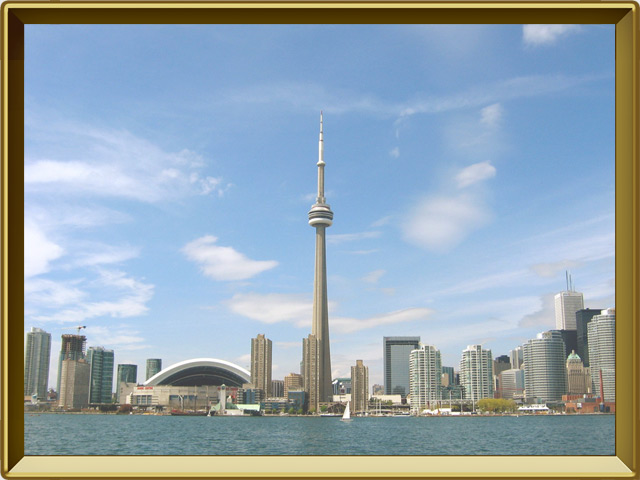 Канада — страна, фото в рамке №3