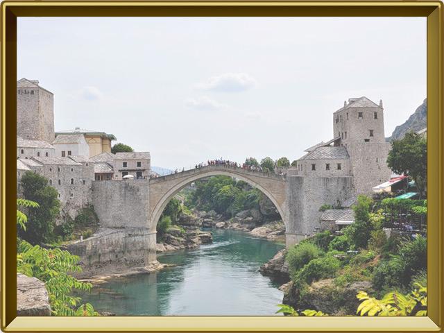 Хорватия — страна, фото в рамке №2