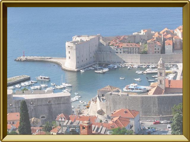 Хорватия — страна, фото в рамке №3