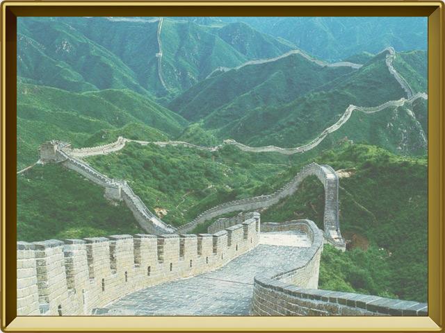Китай — страна, фото в рамке №2