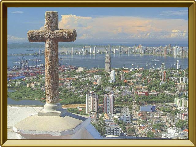 Колумбия — страна, фото в рамке №3