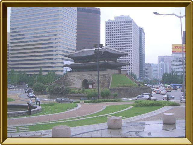 Корея — страна, фото в рамке №3
