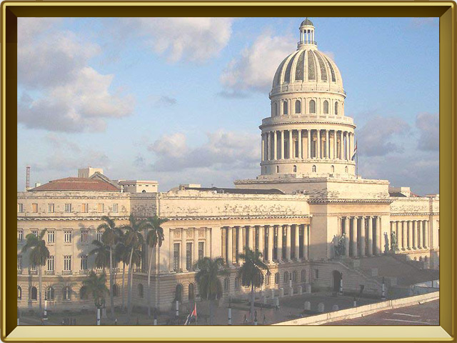 Куба — страна, фото в рамке №2
