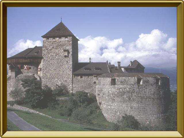 Лихтенштейн — страна, фото в рамке №2