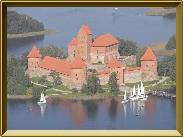 Литва — страна, фото в рамке №2