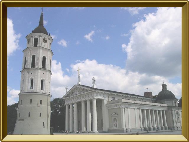 Литва — страна, фото в рамке №3