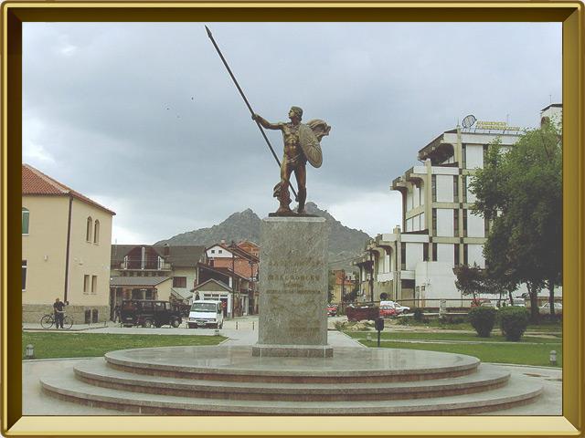 Македония — страна, фото в рамке №3