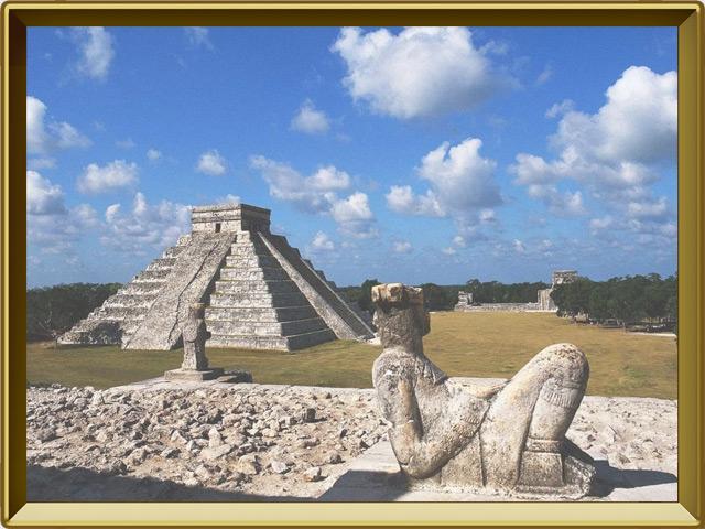 Мексика — страна, фото в рамке №2